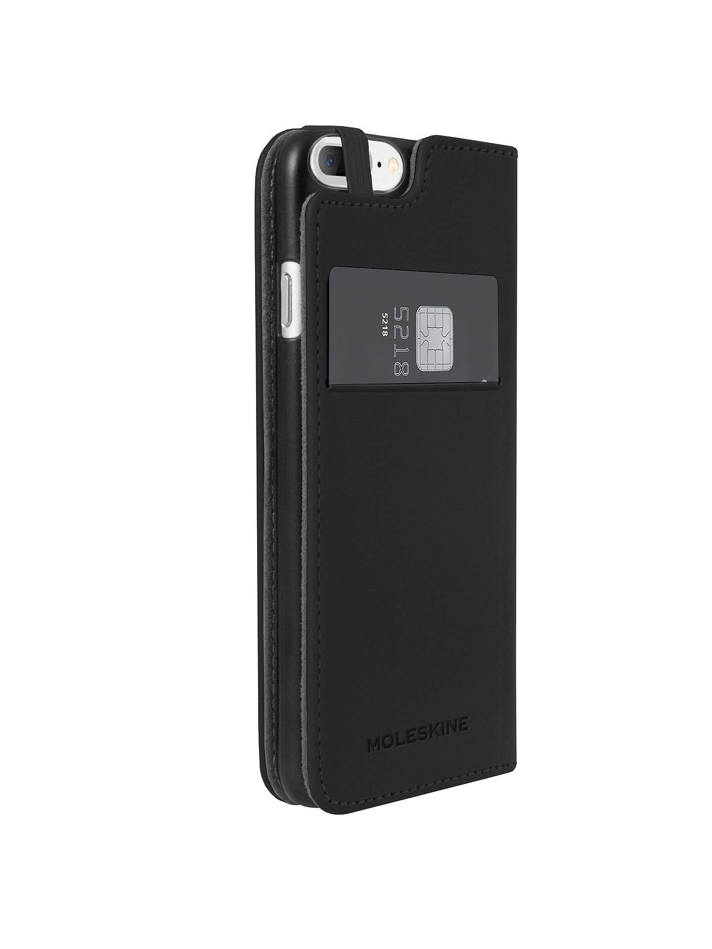 online retailer 9ffc5 ea56c Moleskine Folio Case for Apple iPhone 7 Plus at John Lewis & Partners