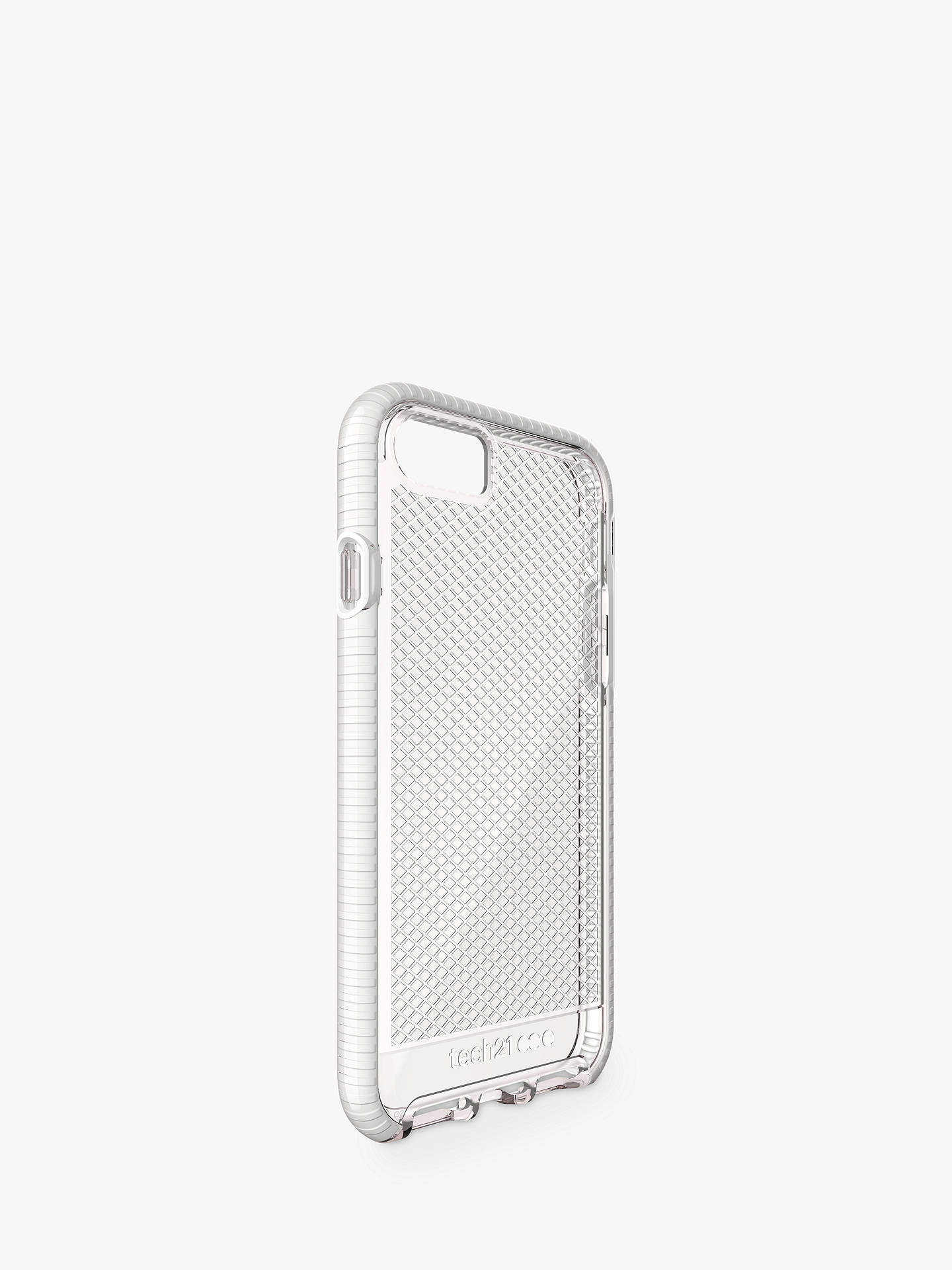 detailing dd8bd 92843 tech21 Evo Check Case for iPhone 7 and iPhone 8, Clear