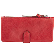 Buy John Lewis Harriet Leather Foldover Purse Online at johnlewis.com