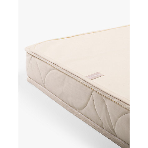 Buy The Little Green Sheep Waterproof Cot Mattress Protector Online at johnlewis.com