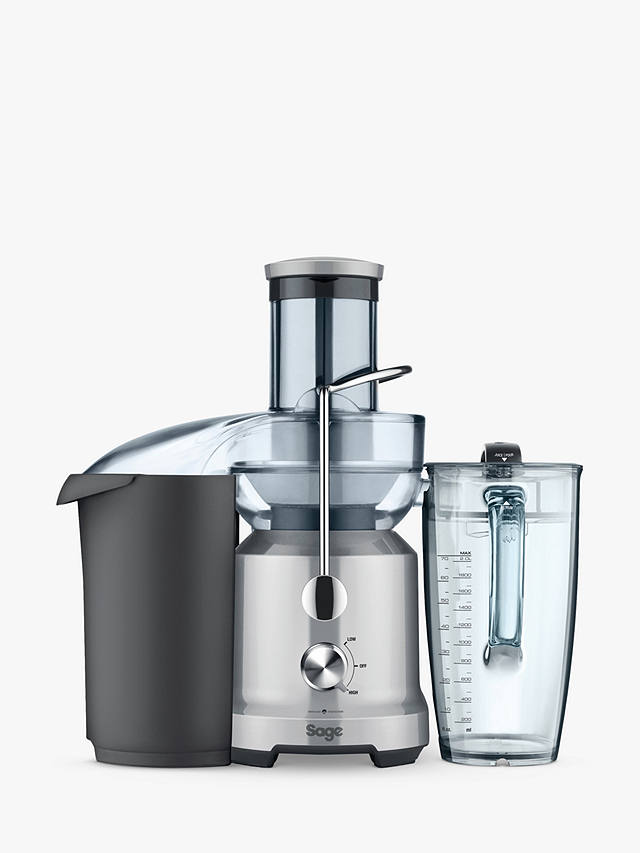Buy Sage BJE430SIL the Nutri Juicer Cold, Silver Online at johnlewis.com