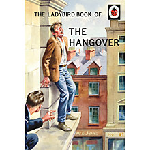 Buy Ladybird For Grown Ups The Hangover Book Online at johnlewis.com