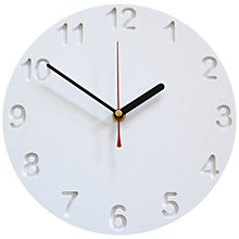 Buy JollySmith Standard Clock Online at johnlewis.com