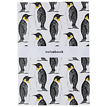 Buy Martha and Hepsie Penguin Notebook Online at johnlewis.com