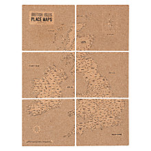 Buy JollySmith British Isle Placemats Set, Set of 6 Online at johnlewis.com