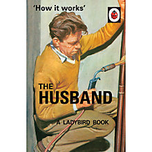 Buy Ladybird For Grown Ups The Husband Book Online at johnlewis.com