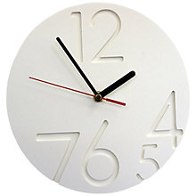 Buy JollySmith 12.0.Clock Online at johnlewis.com
