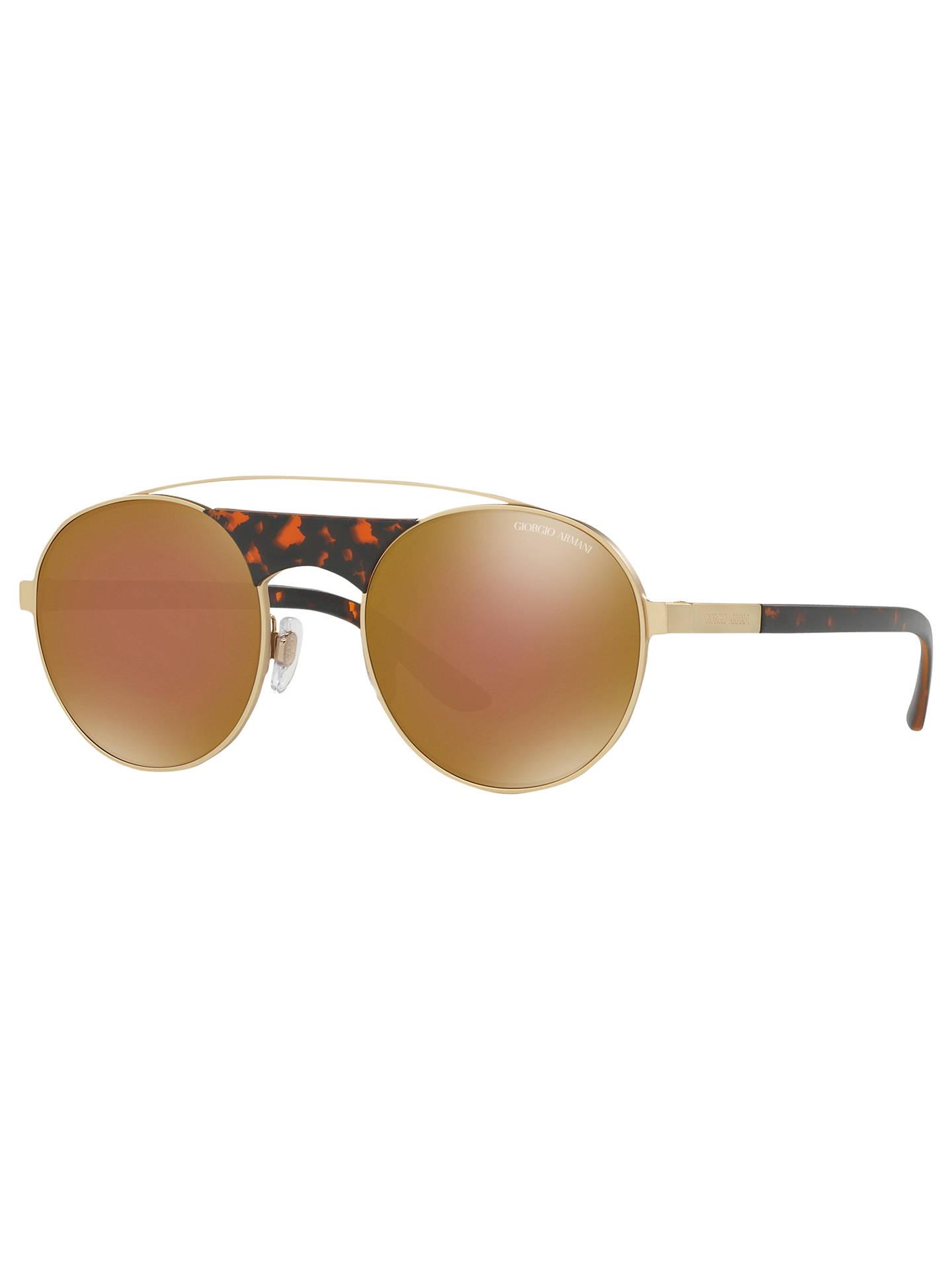 08bc24bacb3 Buy Giorgio Armani AR6047 Round Sunglasses