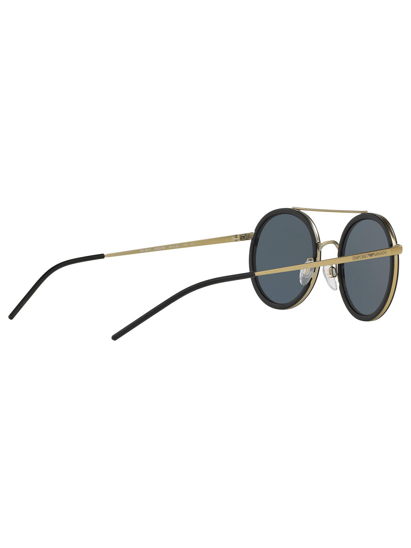 7103b9a188a ... Buy Emporio Armani EA2041 Round Sunglasses