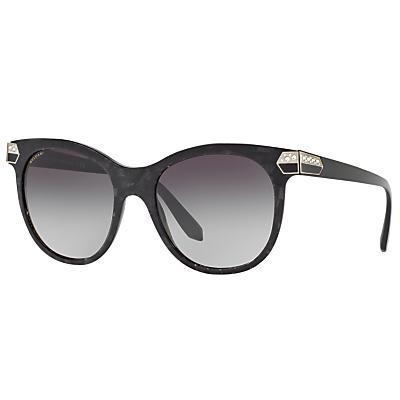 BVLGARI BV8185B Oval Sunglasses