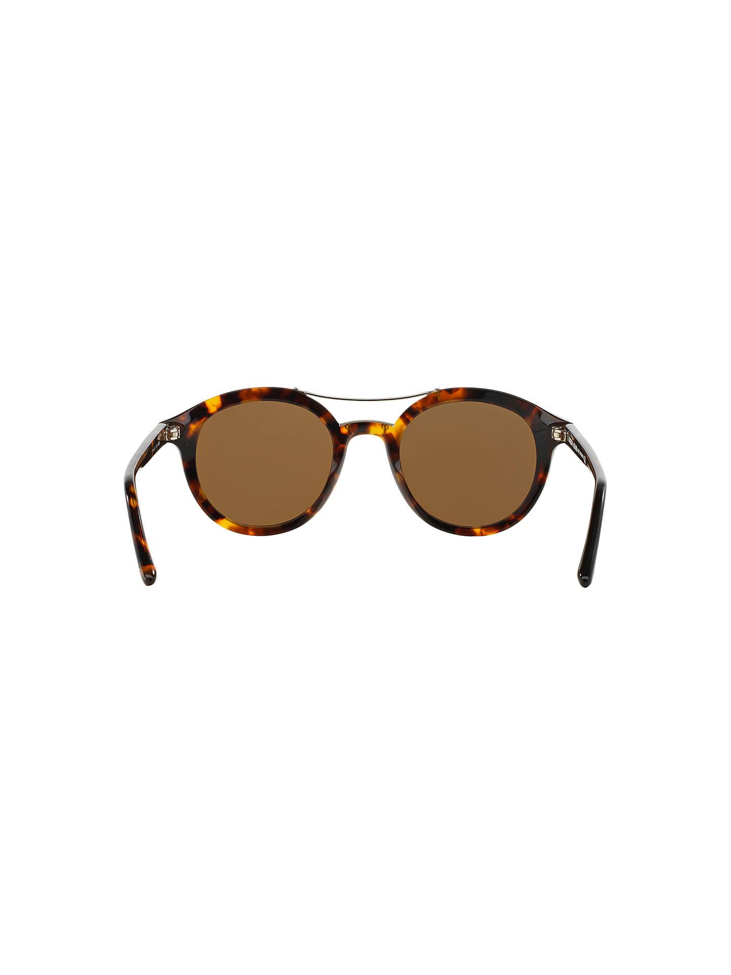 043fa886633 ... Buy Giorgio Armani AR8007 Frames of Life Polarised Round Sunglasses