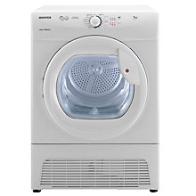 Buy Hoover Vision Tech VTC 671W-80N Freestanding Tumble Dryer, 7kg Load, B Energy Rating, White Online at johnlewis.com