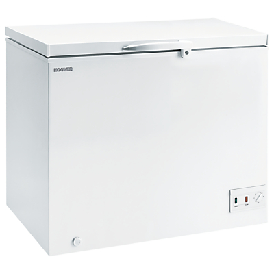 Hoover CFH157AWK Freestanding Chest Freezer A+ Energy Rating 73cm Wide, White