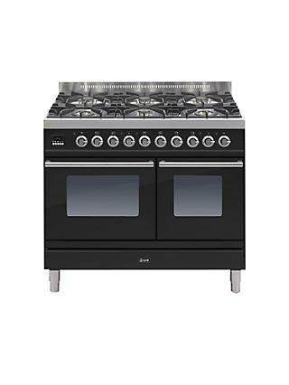 ILVE PDW1006E3 Roma Dual Fuel Freestanding Range Cooker