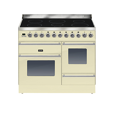 Image of ILVE PTWI100E3 Roma Induction Freestanding Range Cooker