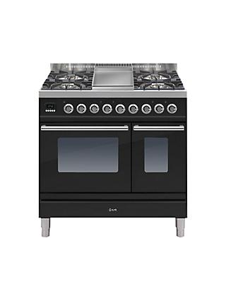 ILVE PDW90FE3 Roma Dual Fuel Freestanding Range Cooker