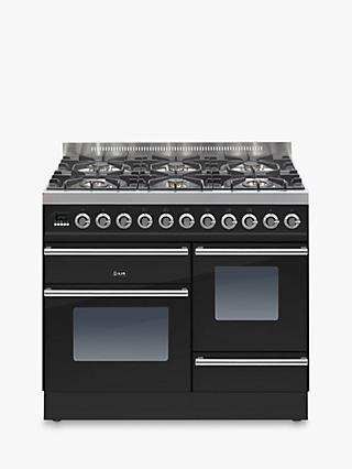 ILVE Roma PTW1006E3 Dual Fuel Freestanding Range Cooker