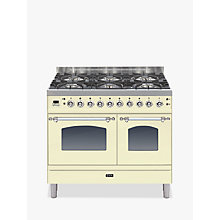 Buy ILVE PDN1006E3 Milano Dual Fuel Range Cooker Online at johnlewis.com