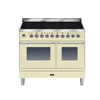 ILVE PDWI100E3 Roma Freestanding Induction Range Cooker