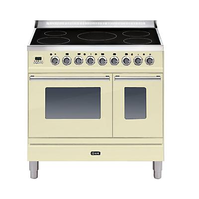 ILVE PDWI90E3 Roma Induction Freestanding Range Cooker