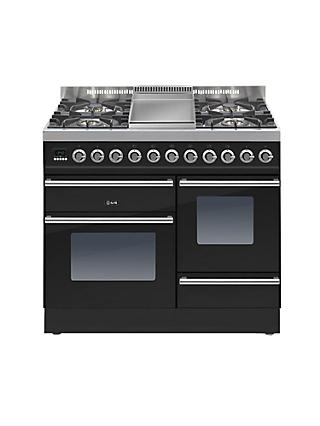 ILVE PTW100FE3 Roma Dual Fuel Freestanding Range Cooker