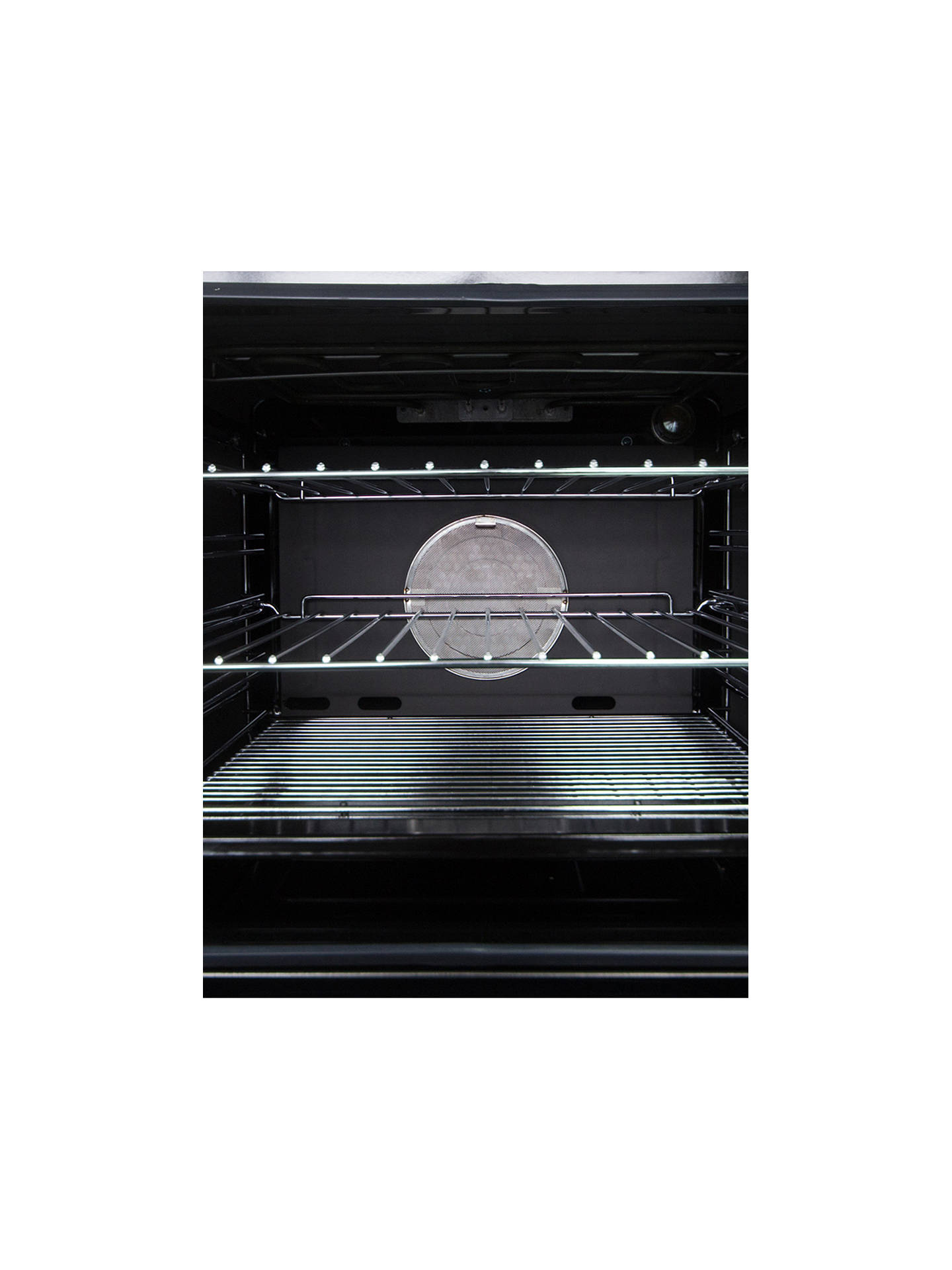 Buy ILVE PTWI100E3/I Roma Induction Freestanding Range Cooker, Stainless Steel Online at johnlewis.com