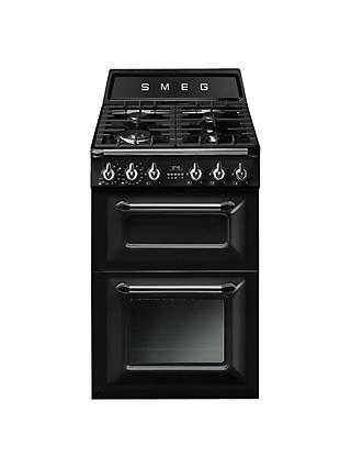 Smeg TR62 Double Dual Fuel Cooker, A Energy Rating