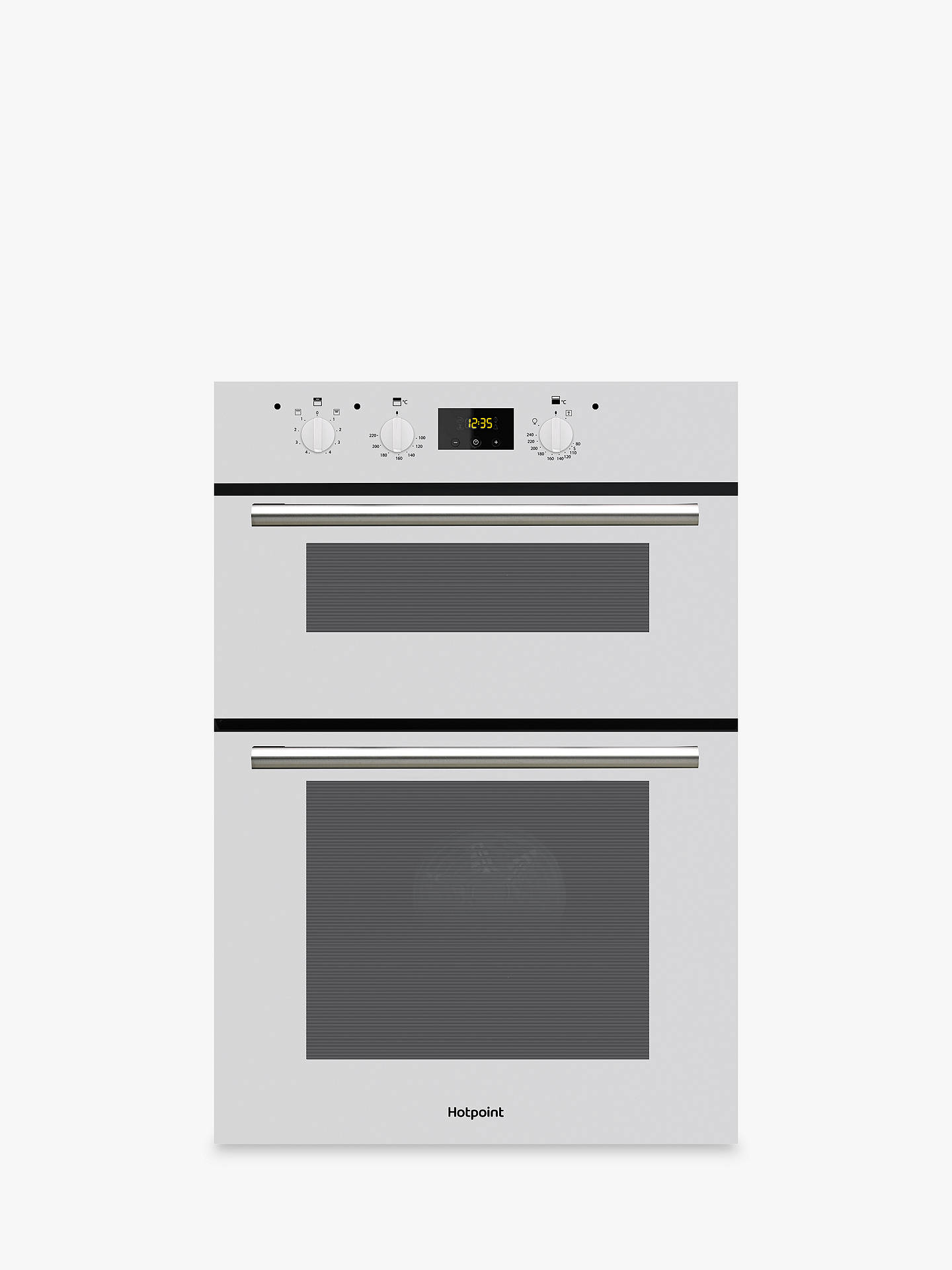 Hotpoint Double Oven Bu62 Manual User Manual Guide