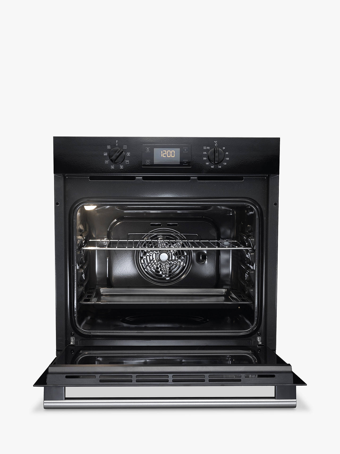 Hotpoint Sa2540h Class 2 Built In Single Oven At John
