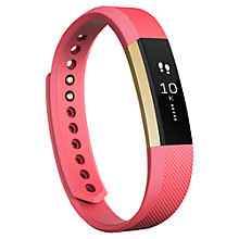 Buy Fitbit Alta Wireless Activity and Sleep Tracking Smart Fitness Watch, Small Online at johnlewis.com