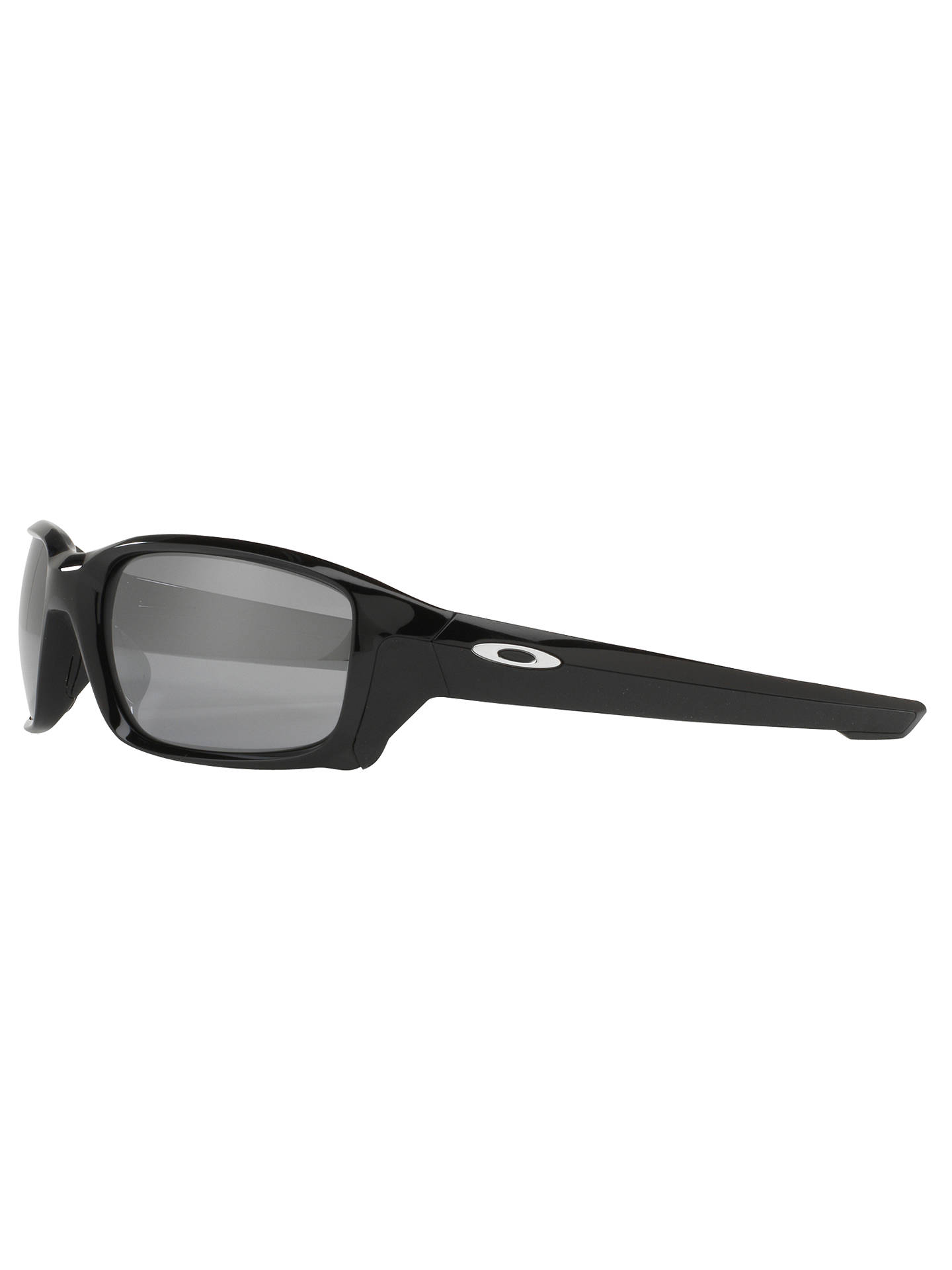 33a1afe6c6 Oakley OO9331 Straightlink Rectangular Sunglasses at John Lewis ...
