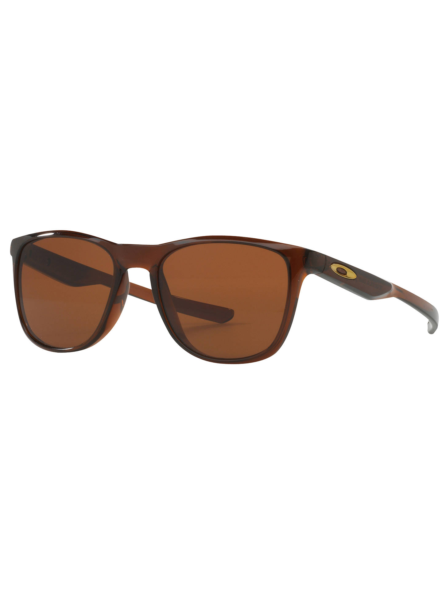 95ee8842bf Oakley OO9340 Trillbe X Square Sunglasses at John Lewis   Partners