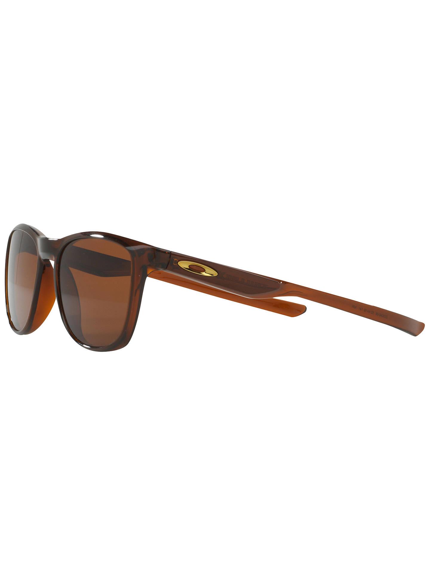 cf071f455d Oakley OO9340 Trillbe X Square Sunglasses at John Lewis   Partners