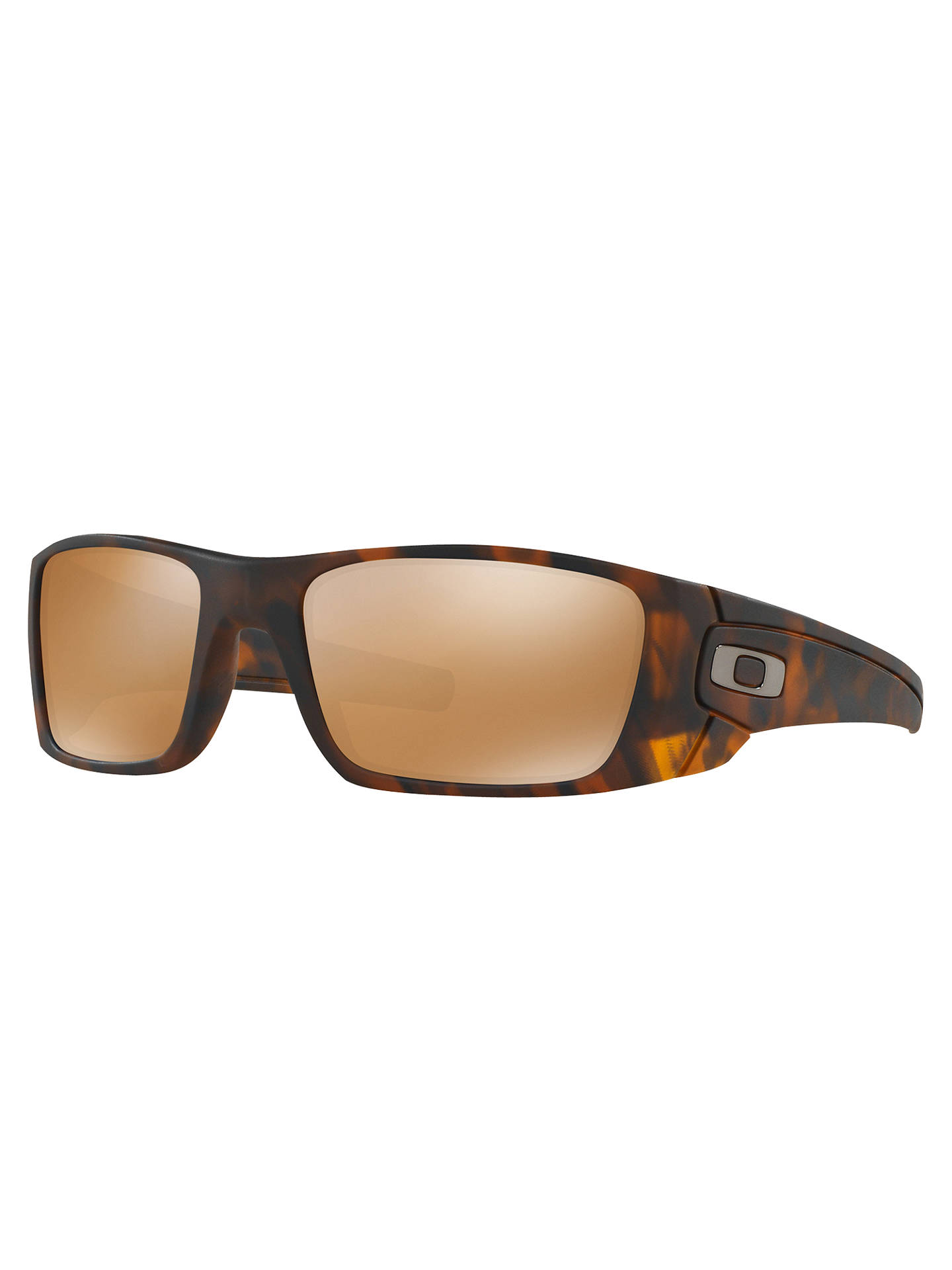a875fd3a21 Oakley OO9096 Fuel Cell Rectangular Sunglasses at John Lewis   Partners