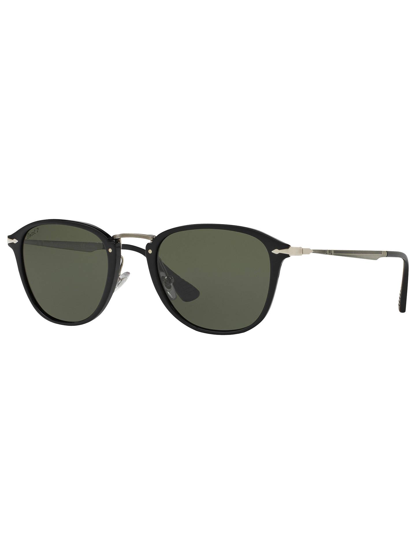 7fbd47008b Persol PO3165S Polarised D-Frame Sunglasses at John Lewis   Partners