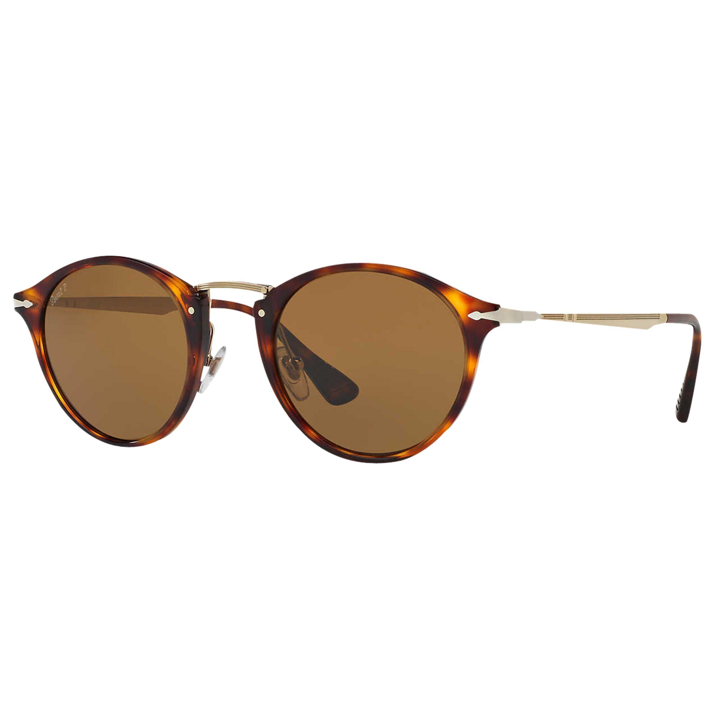 Persol Persol PO3166S Calligrapher Edition Polarised Oval Sunglasses