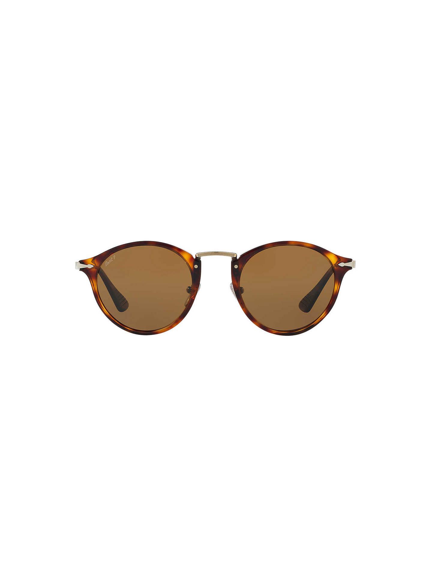 f7a9ce44bd32e ... Buy Persol PO3166S Calligrapher Edition Polarised Oval Sunglasses