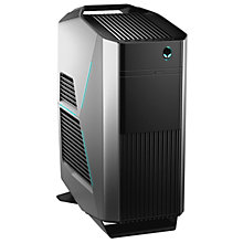 Buy Alienware Aurora Desktop PC, Intel Core i5, 8GB RAM, 1TB, AMD Radeon R9, Black Online at johnlewis.com