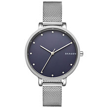 Buy Skagen Women's Hagen Bracelet Strap Watch Online at johnlewis.com