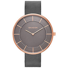 Buy Skagen Women's Gitte Bracelet Strap Watch Online at johnlewis.com