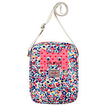 Buy Cath Kidston Children's Ditsy Cat Cross Body Bag, Multi Online at johnlewis.com