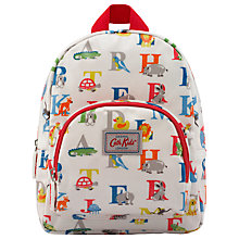 Buy Cath Kidston Children's Animal Alphabet Mini Rucksack, Multi Online at johnlewis.com