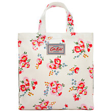 Buy Cath Kidston Children's Daisy Bunch Mini Handbag, White Online at johnlewis.com