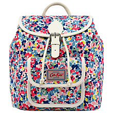 Buy Cath Kidston Children's Ditsy Satchel Backpack, Multi Online at johnlewis.com
