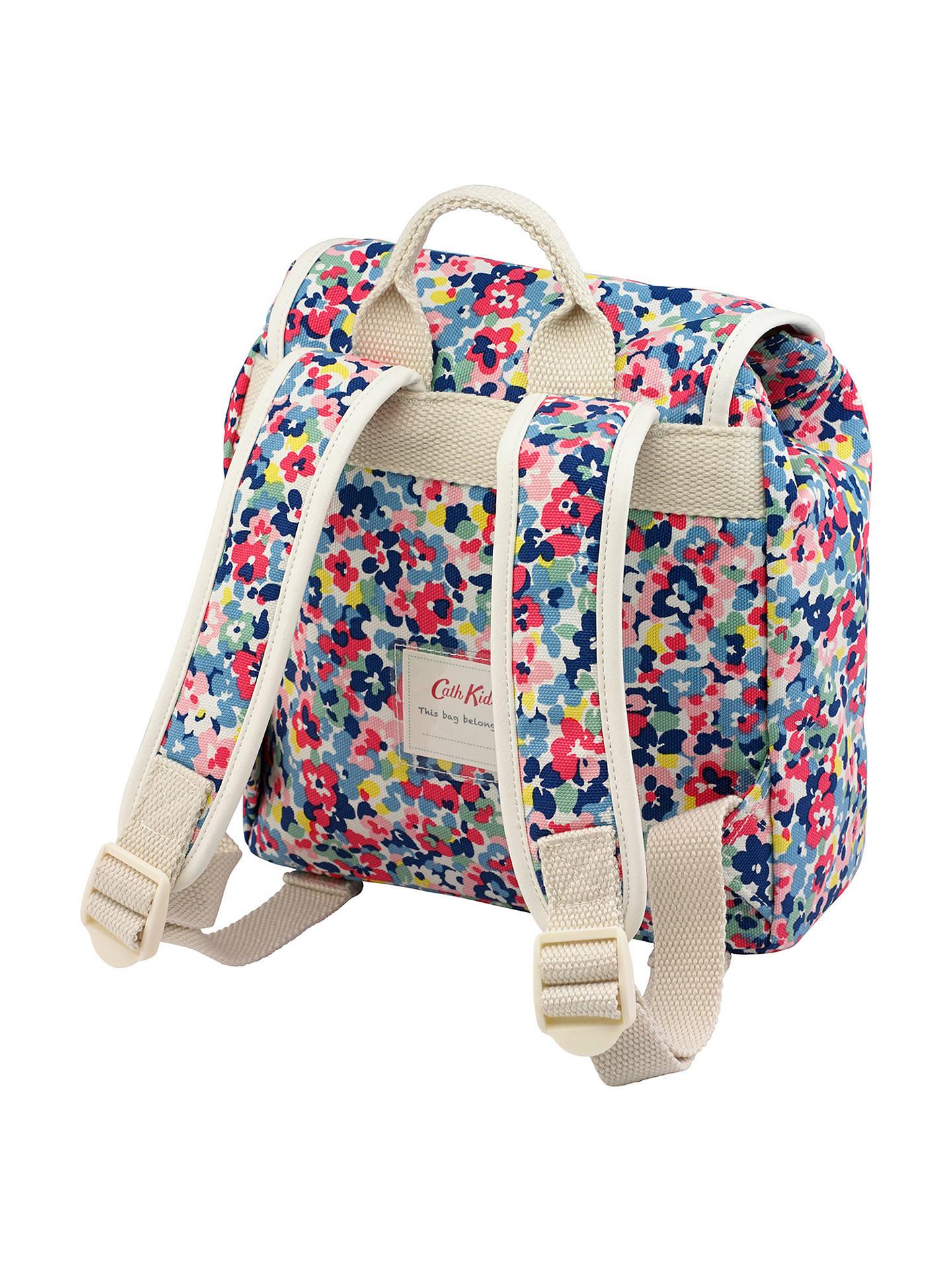 Cath Kidston Children S Ditsy Satchel Backpack Multi At