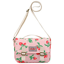 Buy Cath Kidston Children's Strawberry Mini Satchel, Pink Online at johnlewis.com