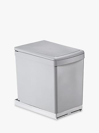Wesco Pullout Pull-Out Kitchen Bin, 16L