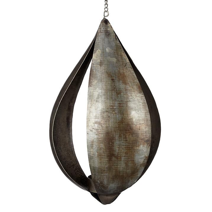 Buy John Lewis Hanging Tealight Holder Online at johnlewis.com