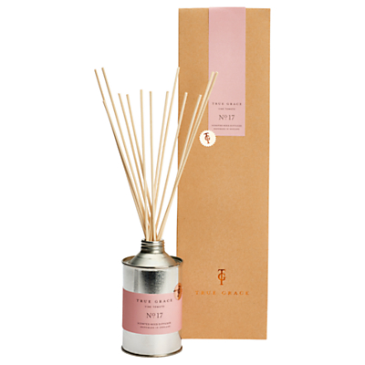 True Grace Walled Garden Vine Tomato Scented Reed Diffuser