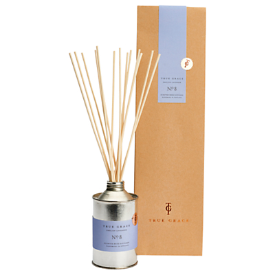 True Grace Walled Garden English Lavender Scented Reed Diffuser
